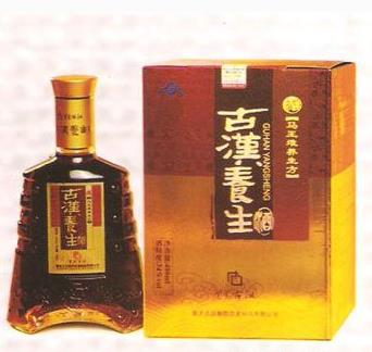 古汉养生酒加盟图片