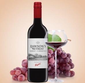 西拉干红葡萄酒加盟图片