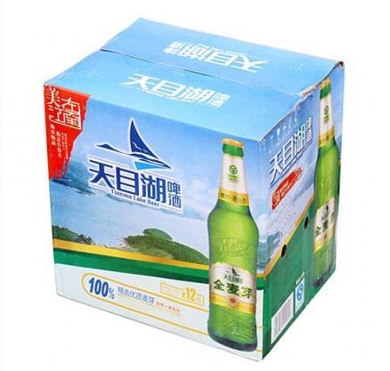 天目湖啤酒加盟图片