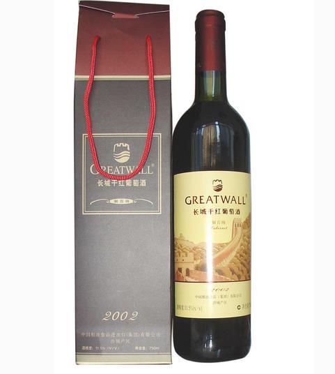 长城红葡萄酒加盟图片