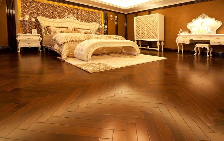 竹木地板加盟