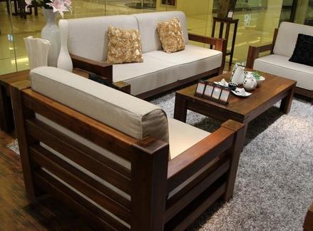 白胡桃木家具