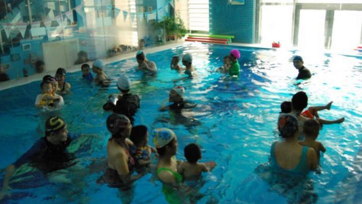 奥申婴儿游泳馆加盟