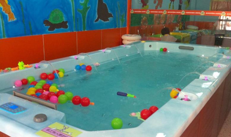 爱儿乐幼儿游泳加盟