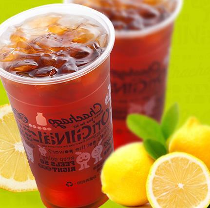茶茶果珍珠奶茶加盟图片