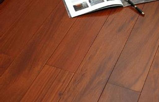 二翅豆实木地板