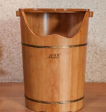 熏蒸木桶足疗桶