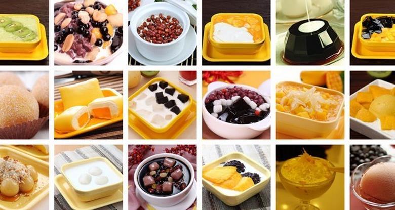 水果手工制作大全甜品