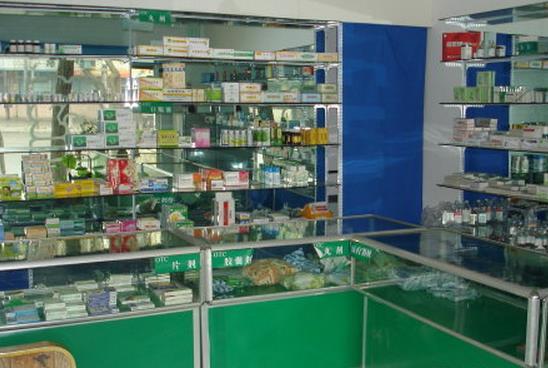 长城药店加盟图片