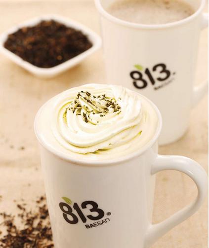 813奶茶