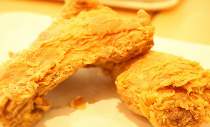 脆皮炸鸡制作方法