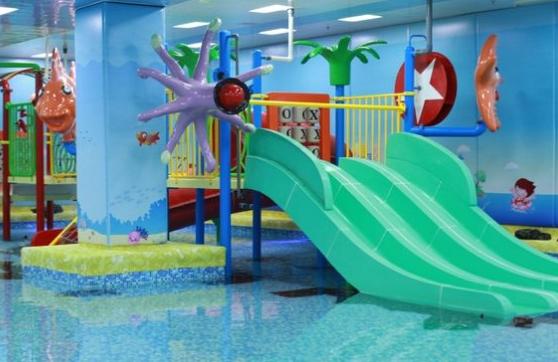 儿童室内水上乐园加盟