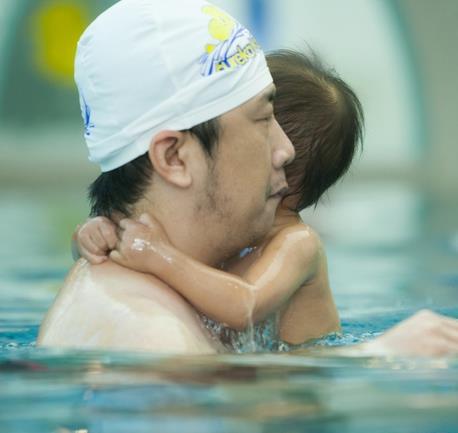 优瑞婴儿游泳馆加盟图片