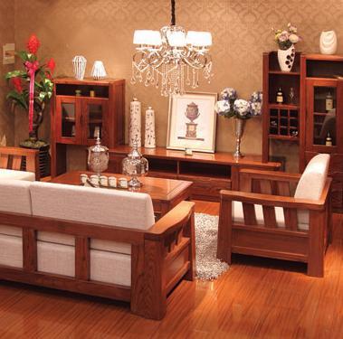 欧美森家具加盟图片
