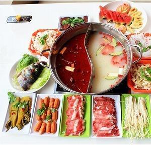 喜涮涮火锅加盟