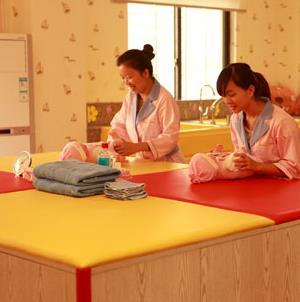 贝瑞佳母婴护理中心加盟图片