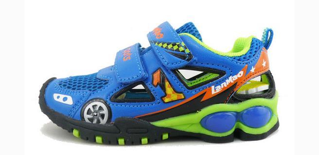 藍貓童鞋加盟