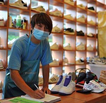 能匠洗鞋店加盟图片