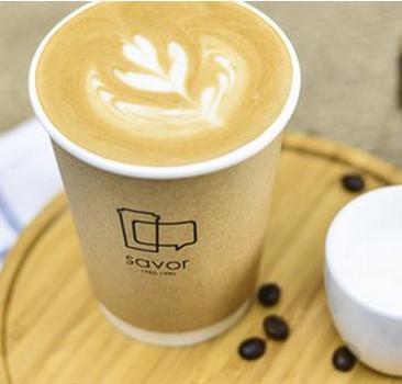 行动咖啡加盟图片