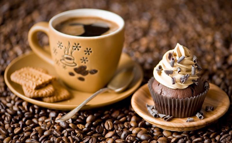 香猫咖啡加盟图片