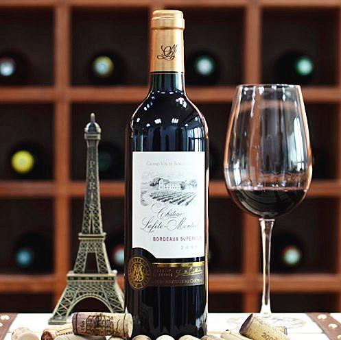 法国波尔多葡萄酒加盟图片
