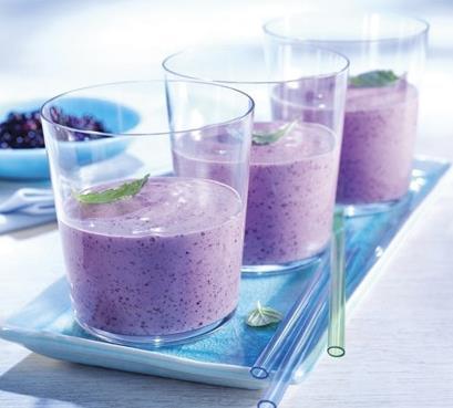 蓝莓饮料加盟图片