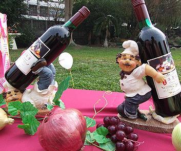 洋葱葡萄酒加盟图片