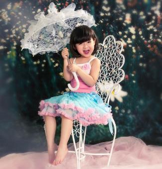 时尚儿童摄影