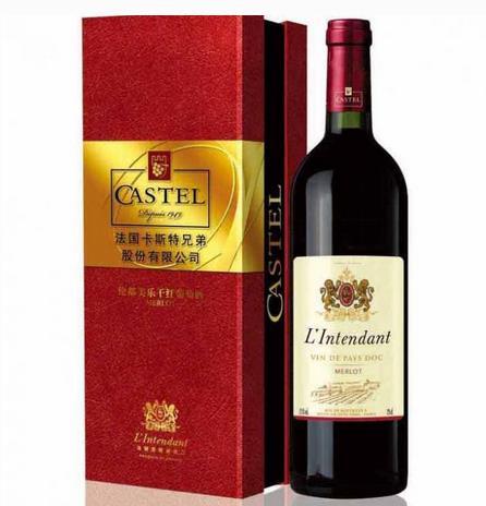 卡斯特葡萄酒加盟图片