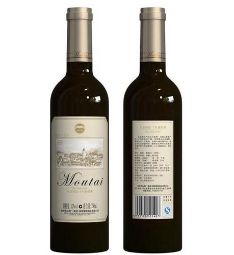 茅台干红葡萄酒加盟图片