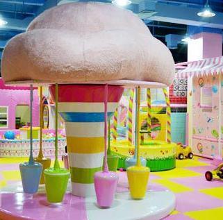 淘嘻乐室内儿童乐园加盟图片