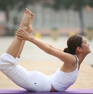 金珠瑜伽加盟图片