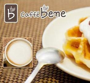 caffebene甜品