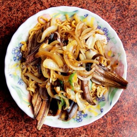 阿辉炒鳝鱼