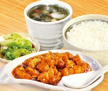 E缘中式快餐