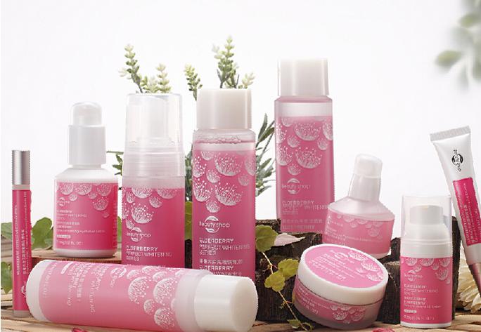 化妆品加盟店10大品牌