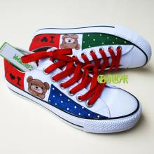 田间西米手绘鞋加盟