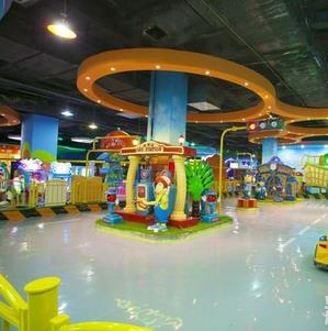 星际传奇儿童乐园