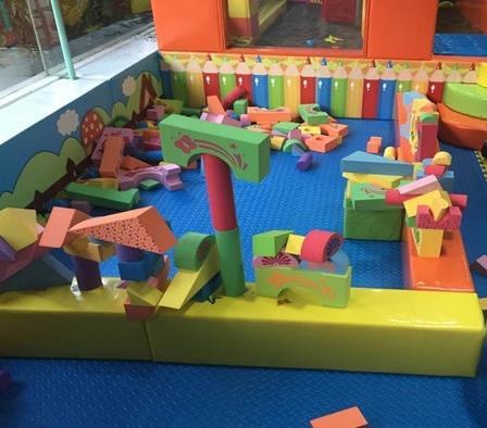 奇奇儿童乐园加盟