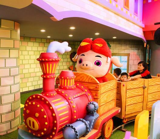 猪猪侠儿童乐园
