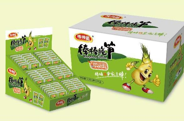 八渡笋休闲食品加盟图片