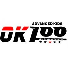 OK100品牌童装加盟