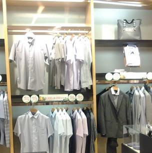 男装展柜加盟