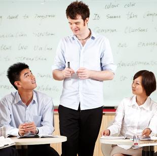 abc外语培训加盟