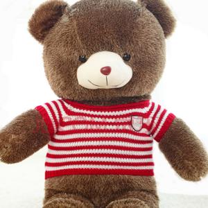 毛毛熊玩具诚邀加盟