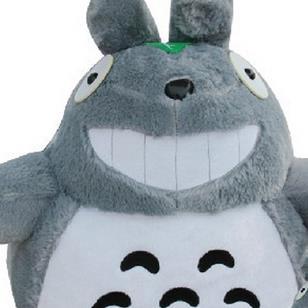 龙猫毛绒玩具加盟