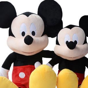 迪士尼毛绒玩具加盟