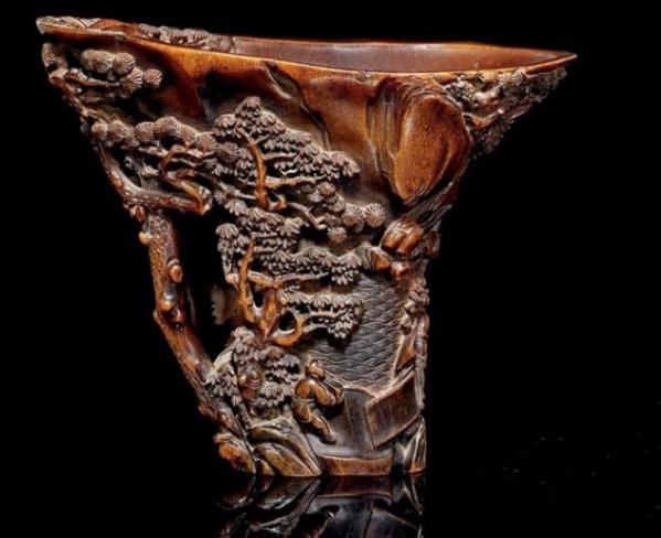 巨匠神工木雕工艺品加盟图片