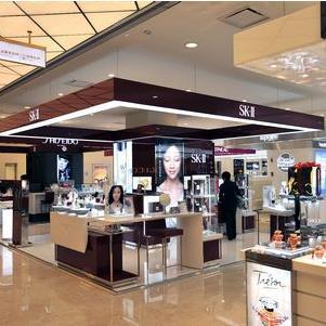 化妆品柜台加盟