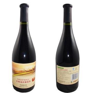 长城海岸葡萄酒加盟图片